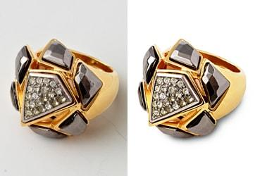 Jewelry Image Editing